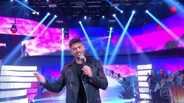 Lucas Lucco canta 'Tô fazendo amor'