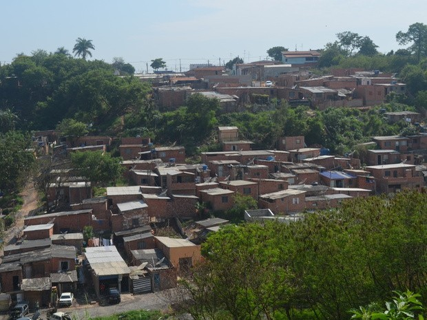 Cerca de 104 famílias da Portelinha, em Piracicaba, serão removidas em agosto (Foto: Marco Guarizzo/G1)