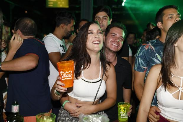 Adriana Birolli e Alexandre Contini  (Foto: Felipe Panfili/Divulgação)