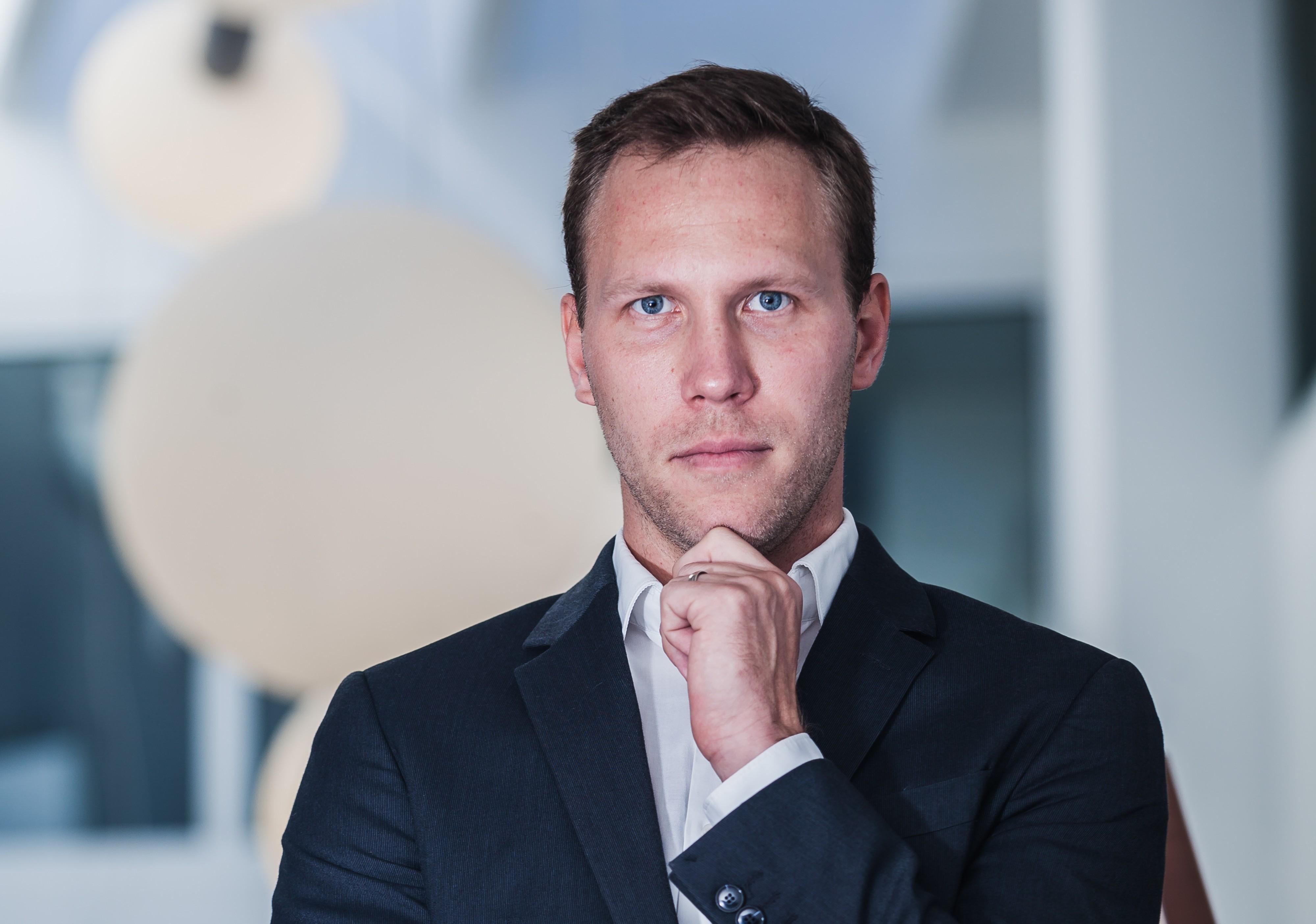 Klemen Zupančič, CEO do SciNote: primeira plataforma a usar inteligência artificial para escrever artigos científicos (Foto: divulgação)