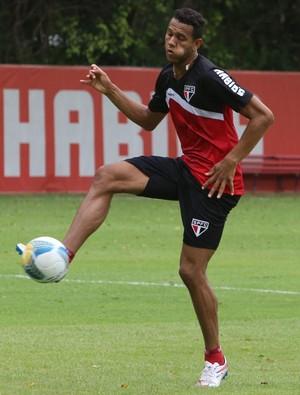 Souza São Paulo (Foto: Site oficial do SPFC)