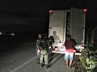 Idoso é detido com cerca de 5t de carvão ilegal em estrada no AM