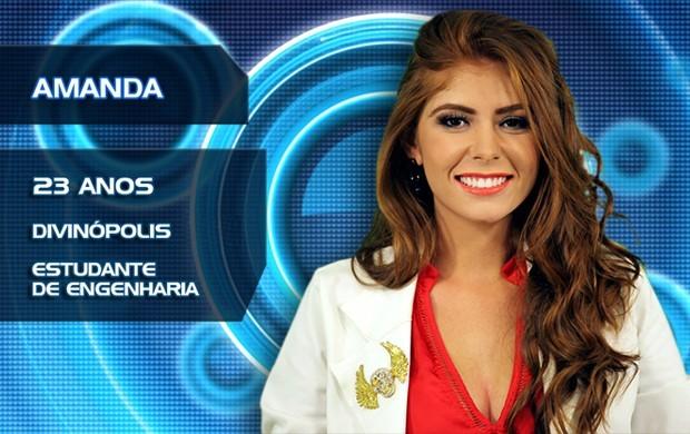 Amanda (Foto: Divulgação)