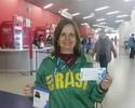 'Nervosa', mãe revela Isadora Williams confiante para estreia olímpica