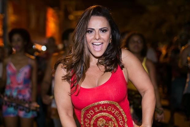 Viviane Araújo na Salgueiro (Foto: Alex Nunes/Divulgação)