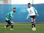 Wallace revê Flamengo com moral e sem perder pelo Grêmio no Brasileirão