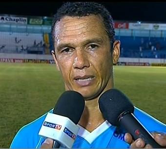 Wellington Amorim, atacante do Marília, MAC (Foto: Reprodução / Premiere FC)