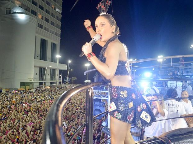 Claudia Leitte (Foto: Joilson César / EGO)