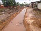 Ponto crítico de alagamento em Macapá recebe solução provisória