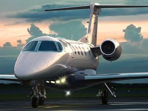Phenon 300, Embraer (Foto: Divulgação/Embraer)