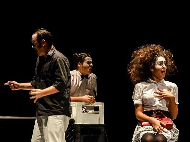 Festival reúne cenas curtas de teatro e acontece há sete anos na capital (Foto: Ingrid Anne/Divulgação)