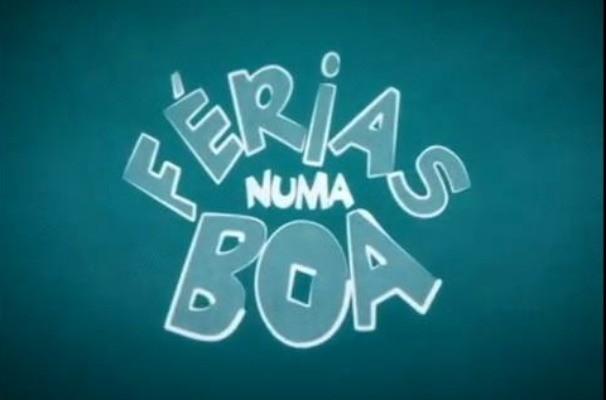 Logotipo Férias Numa Boa TV TEM (Foto: Arquivo / TV TEM)