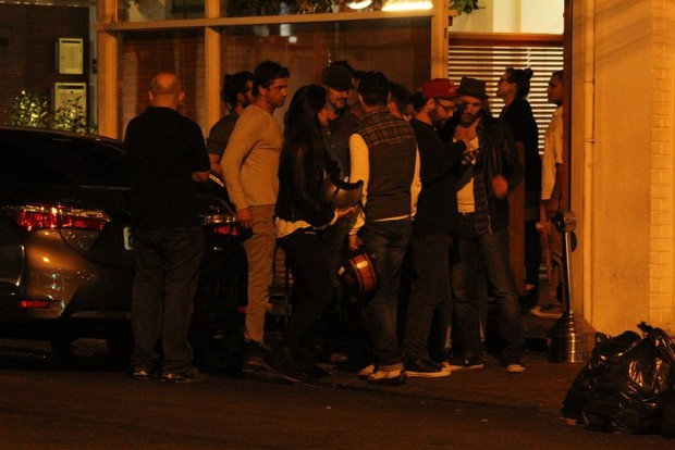 Gerard Butler (Foto: Rodrigo dos Anjos / AGNews)