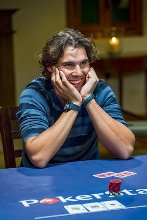 O tenista Rafael Nadal é um dos embaixadores do PokerStars (Foto: Divulgação)