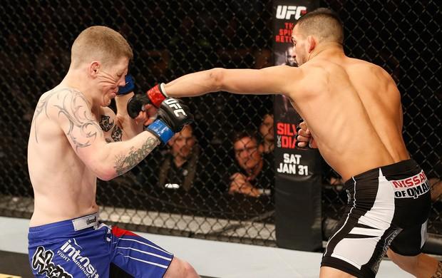 Mirsad Bektic x Paul Redmond UFC 182 Suécia (Foto: Josh Hedges / Getty Images)