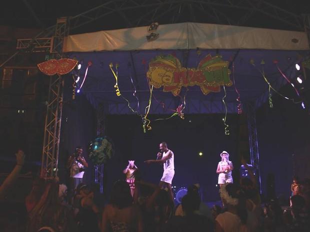 Shows maracaram o domingo (Foto: Camilo Mota/ Ascom Araruama)