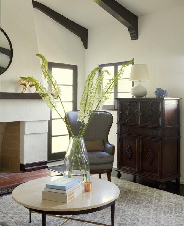 Moderno e vintage em harmonia - Casa Vogue | Casas
