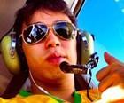 Pai de piloto não reconhece corpo na Venezuela (Reprodução)