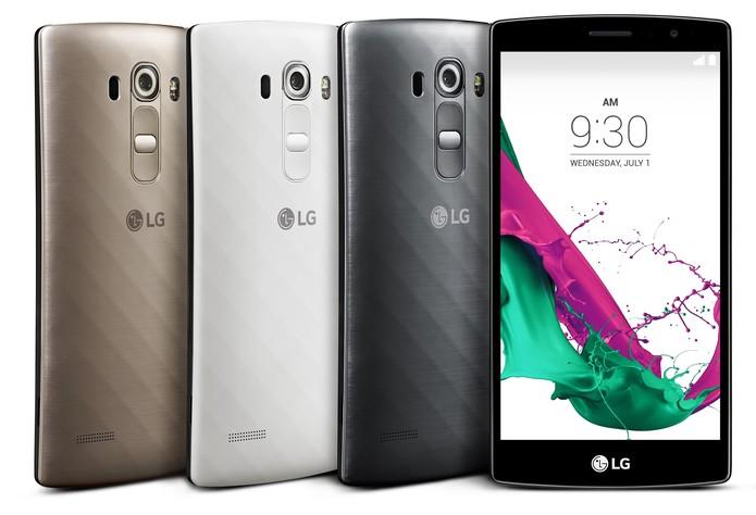 LG G4 Beat tem processador octa-core (Foto: Divulgação/LG)