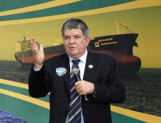 Sergio Machado ex diretor da Transpetro (Foto: Renata Mello /Transpetro)