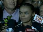 Marina diz que reunirá Rede nesta sexta para definição sobre 2014