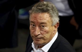 Presidente da Federação Argentina  diz que deixará o cargo só na quinta