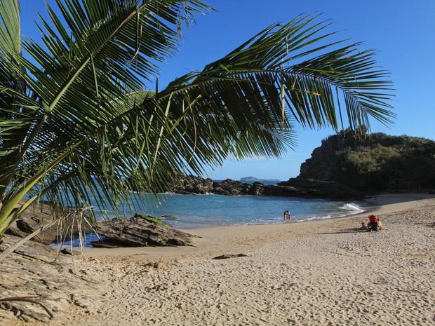 Praia da Ferradura em Búzios (Foto: Divulgação / Ascom Búzios)
