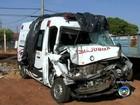 Polícia fiscaliza vans e ambulâncias nas rodovias da região de Rio Preto