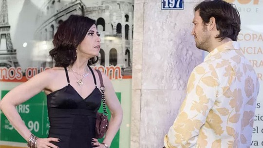 Cinco temporadas de ciúmes! Relembre momentos de Fátima e Armane em 'Tapas & Beijos'