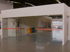 Espaço onde funciona curso de medicina do CAA (Foto: Reprodução/TV Asa Branca)