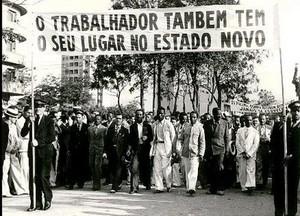 Consolidação das leis do trabalho - getúlio vargas (Foto: Divulgação)