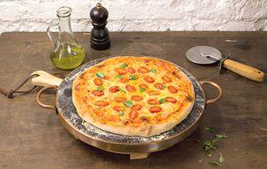 Como fazer massa de pizza caseira