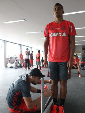 Ederson, Flamengo (Foto: Gilvan de Souza/Flamengo)