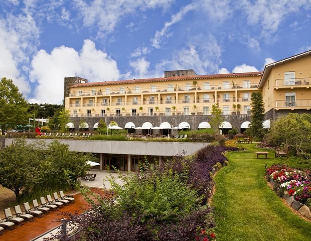 Grande Hotel Campos do Jordão (Foto: Divulgação)