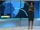 Previsão do tempo: Sul tem alerta de chuva forte para esta quarta-feira