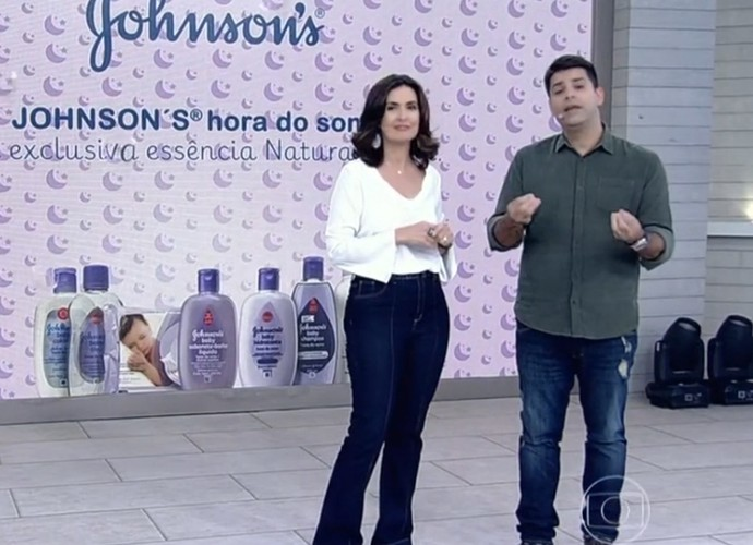 Nada como uma boa dica, não é, Fátima? (Foto: Divulgação/TV Globo)