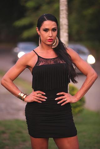 Gracyanne Barbosa  (Foto: Reprodução/Reprodução)