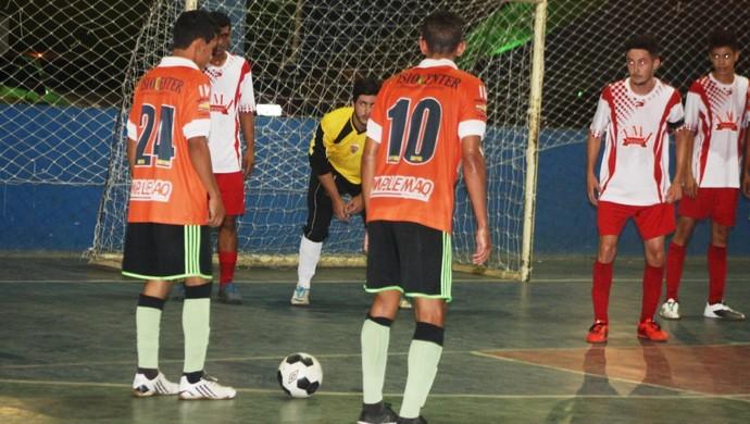 Taça Alvorada de Futsal, Ji-Paraná (Foto: Divulgação)