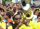 Prévia do carnaval  anima moradores de Neópolis (Carlos Eduardo/ Divulgação)