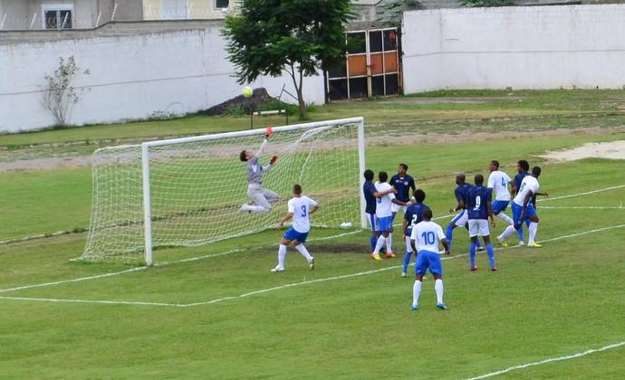São José São Caetano Série A2 Stavros Papadopoulos (Foto: Danilo Sardinha/ GloboEsporte.com)
