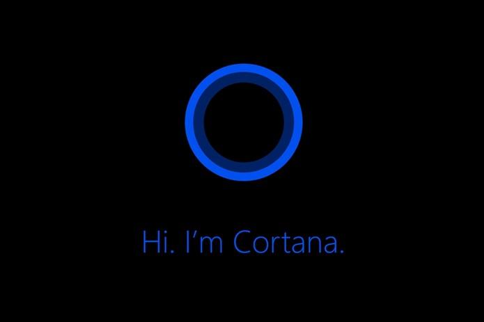 Cortana vai chegar aos carros em breve junto com o Windows 10 automotivo (Foto: Divulgação/Microsoft)