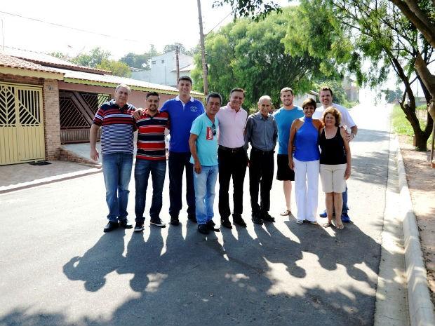 Programa Prefeitura em Ação começou em fevereiro (Foto: Divulgação)