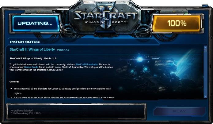 BitTorrent é usado pela Blizzard para distribuir software (Foto: Divulgação/Blizzard)