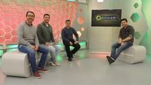 GloboEsporte.com/SC estreia programa 'Escalação' (GloboEsporte.com/Divulgação)