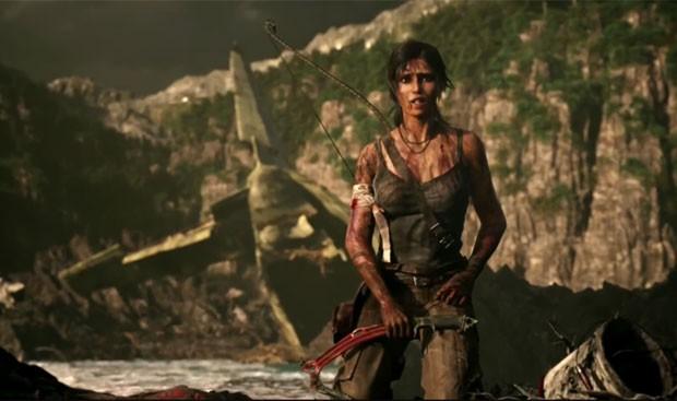 Novo Tomb Raider (Foto: Divulgação)