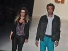 Com Cleo Pires e Roberta Rodrigues, TNG encerra terceiro dia de Fashion Rio