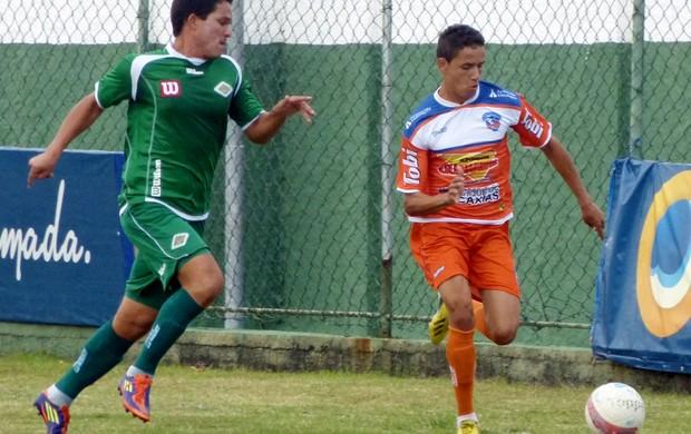 Cabofriense x Duque de Caxias, Copa Rio (Foto: Vitor Costa, Divulgação)