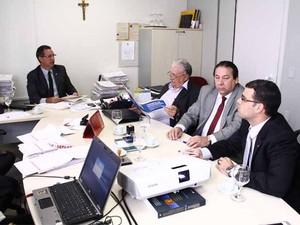 Projeto foi apresentado ao Ministério Público (Foto: Ernane Gomes/MPPB)