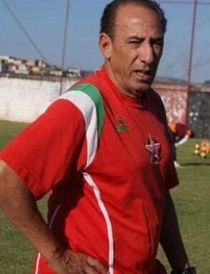 Nedo Xavier no Boa Esporte em 2011: comandante do acesso à Série B quase levou time à Série A (Foto: Reprodução EPTV)