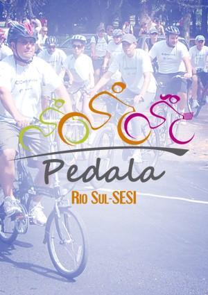Pedala Rio Sul-Sesi (Foto: Divulgação TV Rio Sul)